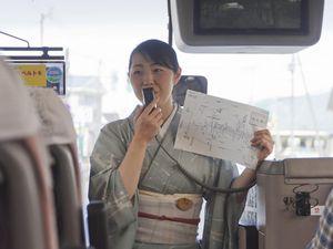 7月まで運行の日帰り観光バス「こころ号」