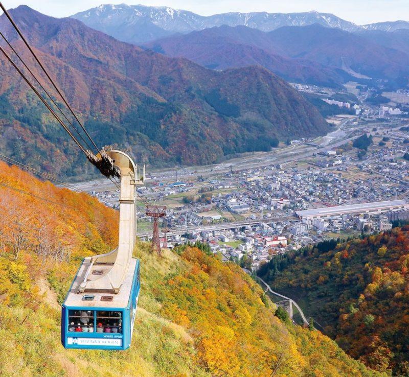 湯沢高原オータムフェア始まりました。