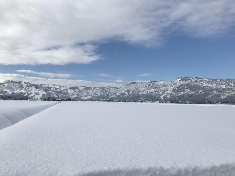 南魚沼塩沢 ぶらり雪国散歩♪