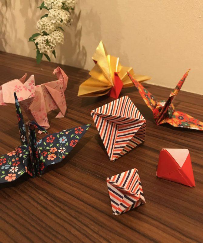 折り紙教室開催いたします♪