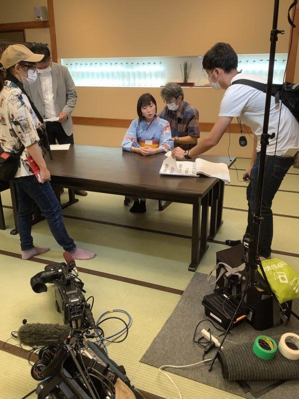【メディア情報】UX新潟テレビ21のまるどりっ!に紹介されました