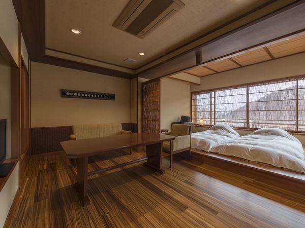 【1月3日空室出ました】人気の露天風呂付客室待ち月3タイプのみ!
