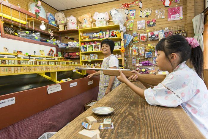 もうすぐ夏休み!越後湯沢温泉通りであそんじゃおう!
