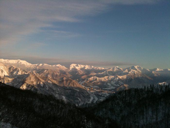 春スキーへ突入