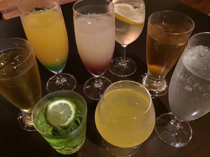 日本酒カクテル~上善BAR
