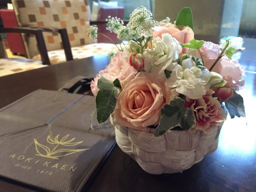 記念日をお花で華やかにしませんか?
